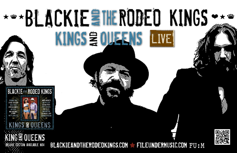 Blackie & The Rodeo Kings Tour Dates 2012 Announced