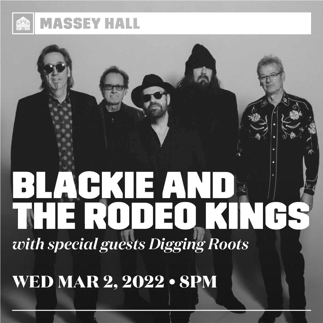 Massey Hall 2022 Announcement